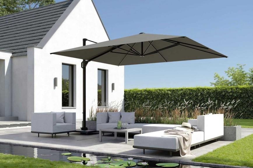Dobry parasol ogrodowy – jaki model wybrać?