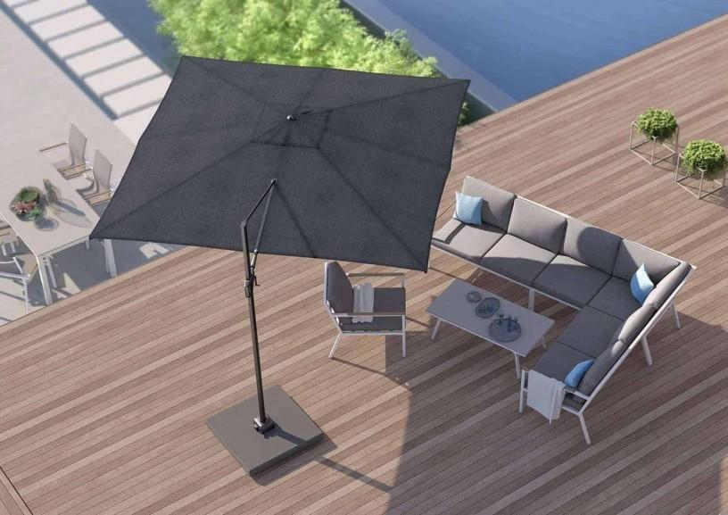 Parasol ogrodowy 300 cm: przegląd najmodniejszych modeli