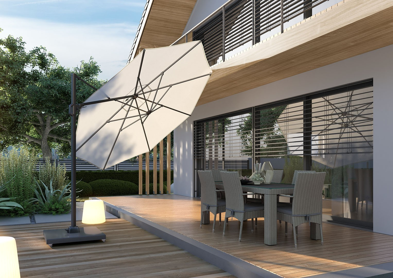 parasole tarasowe CHALLENGER PREMIUM