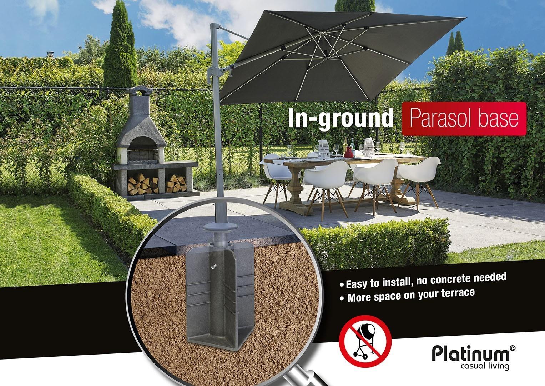 Podstawa do parasola ogrodowego IN-GROUND