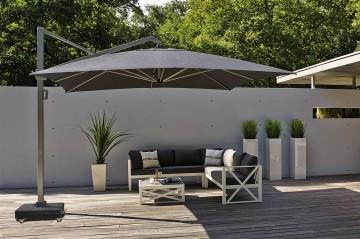Duży parasol ogrodowy Icon 4m x 3m